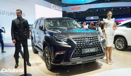 Lexus GX 460 2020 hiện diện với người Việt